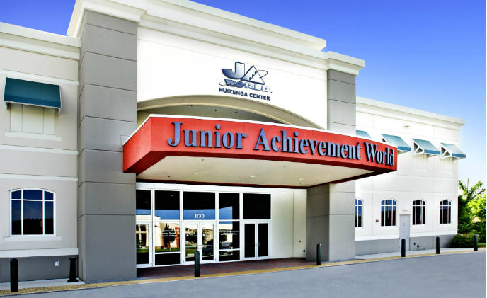 Junior Achievement of South Florida gets security system upgrade