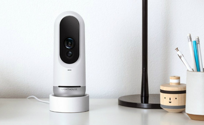 Lighthouse's AI-powered security camera takes voice command directly from users