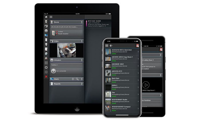 Johnson Controls announces VideoEdge integration with EntraPass go app