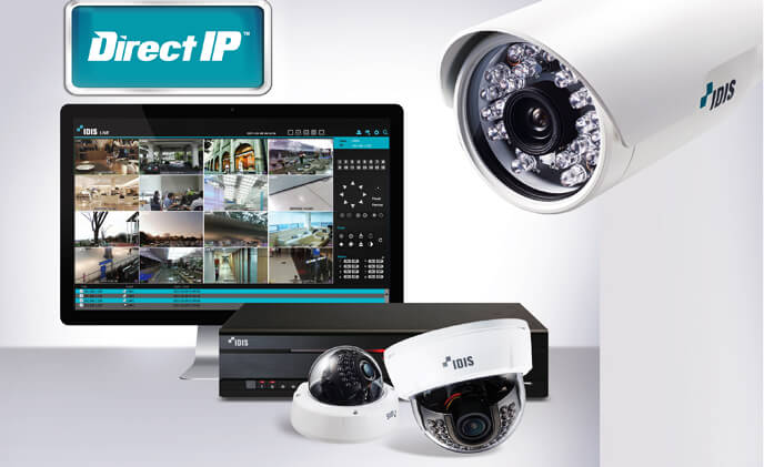 IDIS AND 360 Vision complete advanced integration of DirectIP and Predator HD cameras