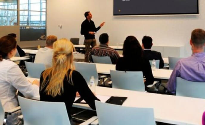 Nedap Lunch & Learn sessions certified by CPD