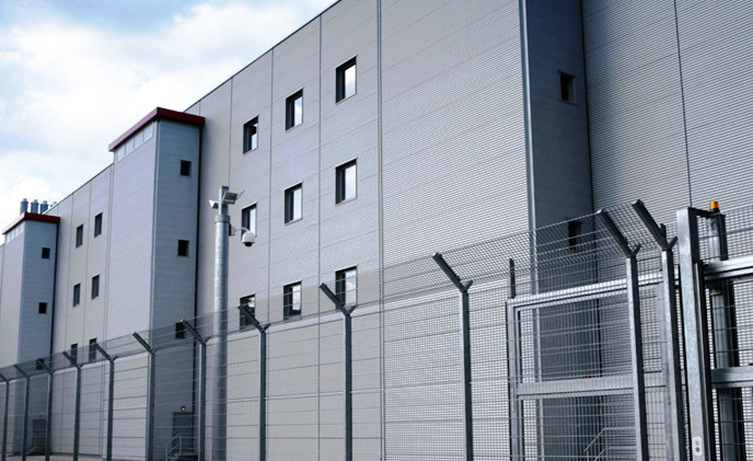 Bosch upgrades fire protection in one of Germany's largest data centers