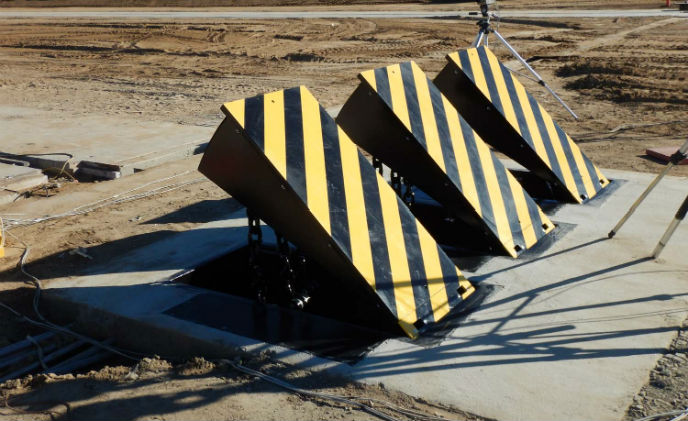 Delta's HD2055 barrier passes 1,000,000 cycles test