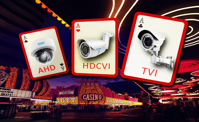 Shany to introduce the latest IVS, IP & Coaxial HD solutions in Las Vegas