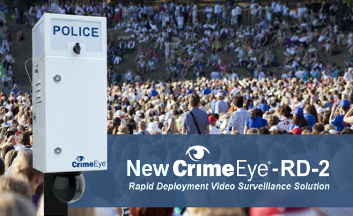 Total Recall releases new CrimeEye-RD-2 video surveillance unit