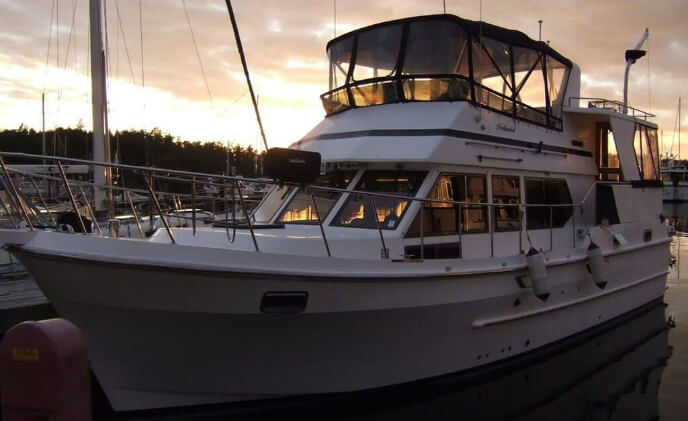 47-foot yacht stays safe and secure with the 2GIG GC3 system