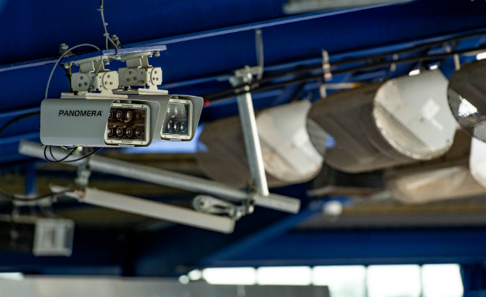 Dallmeier improves Generali Arena security with Panomera camera system