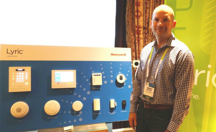 Honeywell's smart home offers delightful automation and security