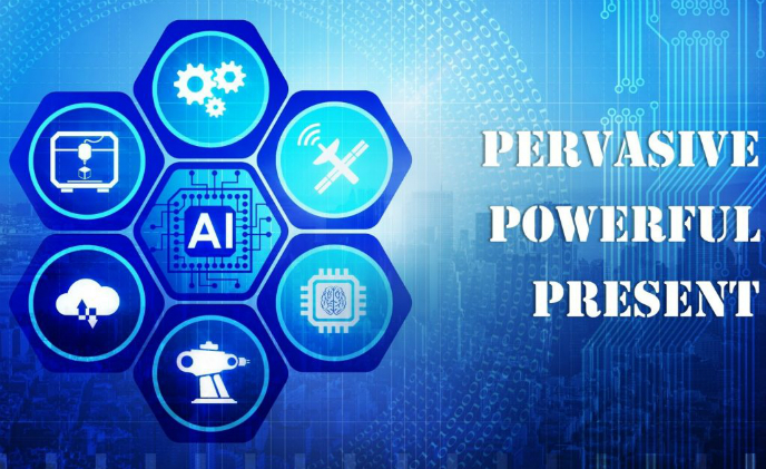Artificial intelligence: Pervasive, powerful & present