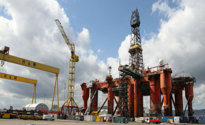 Tyco CEM Systems improves security at Ireland's Harland and Wolff