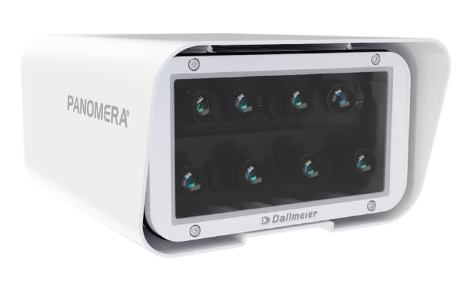 European patent for Panomera multifocal sensor system from Dallmeier