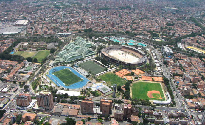 Medellin Atanasio Girardot Stadium installs Avigilon security solution