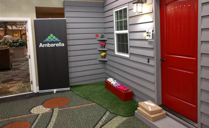 Ambarella talks about home security trends