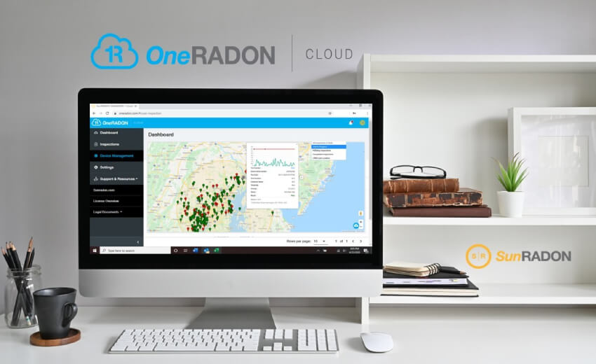SunRADON officially launches OneRADON Cloud for Radon professionals