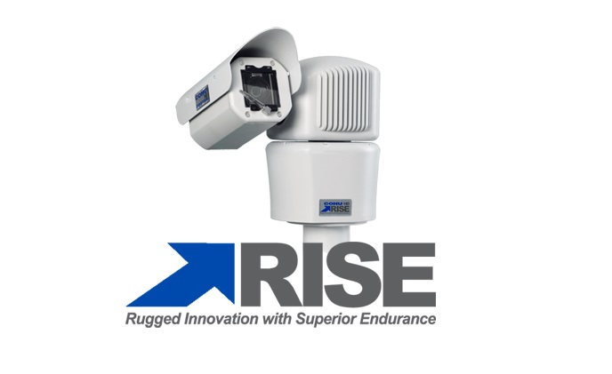 CohuHD Costar launches RISE series PTZ video cameras