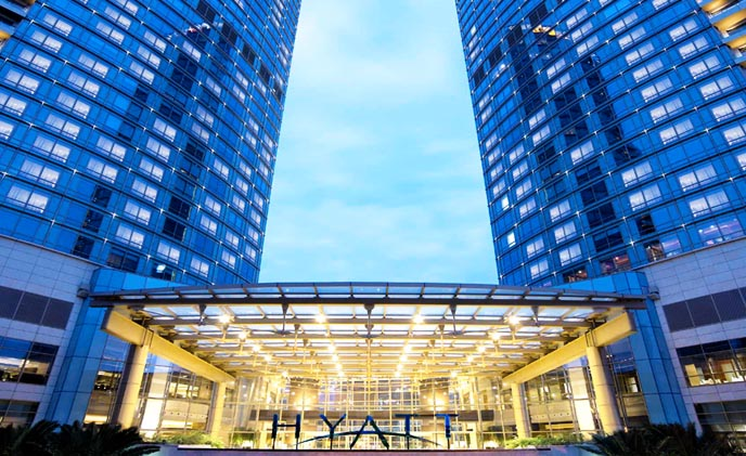 Hyatt Hotels set a global standard with Milestone video