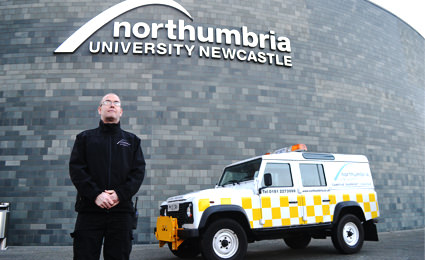 Northumbria University, Newcastle rolls out CriticalArc's SafeZone