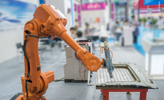 Robots set to revolutionize the manufacturing industry