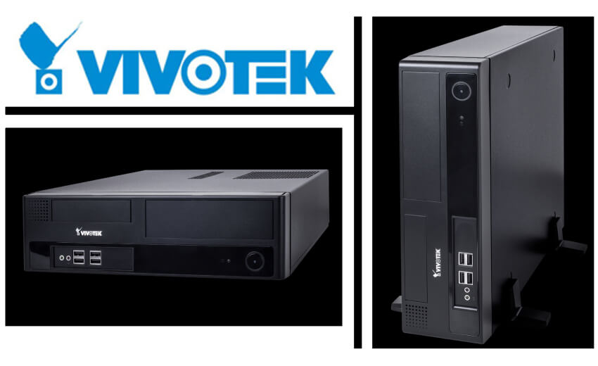 VIVOTEK launches NS9521 H.265 desktop 32-channel VAST 2 NVR station