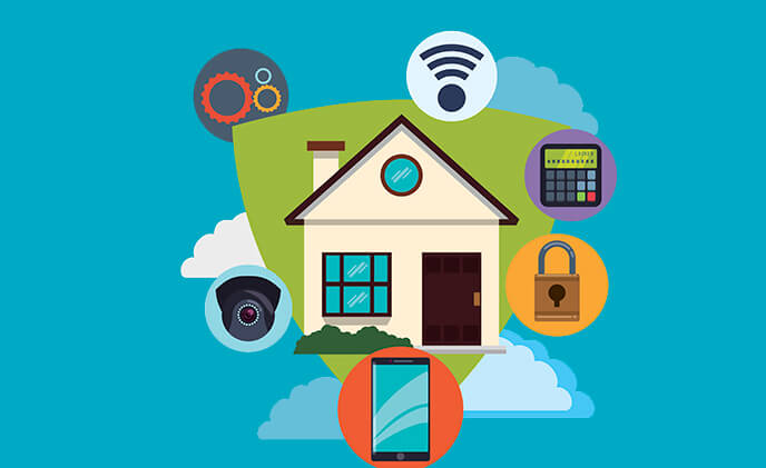Integration with the smart home system makes smart locks a draw