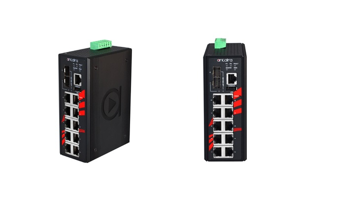 Antaira launches industrial non-PoE Gigabit managed Ethernet switches