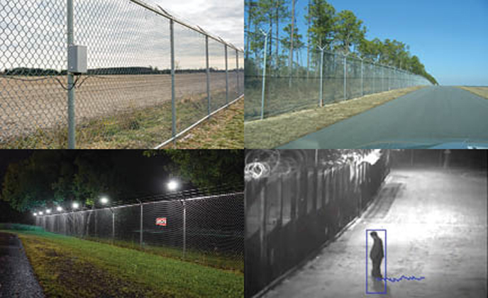 Perimeter intrusion detection systems: key to an overall physical security plan
