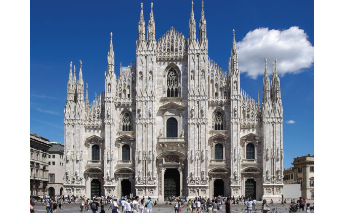 Milan Cathedral upgraded surveillance system with exacqVision