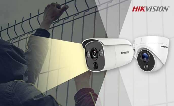 From reactive to proactive perimeter protection with Hikvision Turbo HD PIR cameras