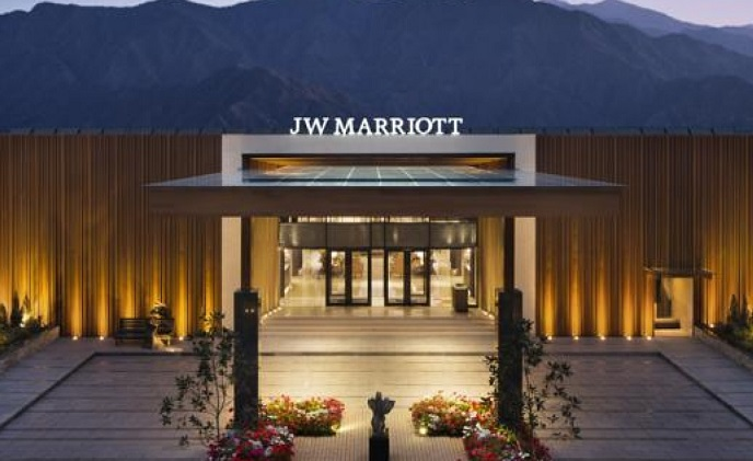 VIVOTEK transforming security guidelines of JW Marriott Mussoorie