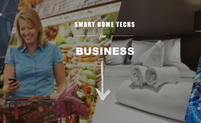 Smart home technologies branch out into other industries
