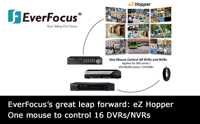 EverFocus's great leap forward: eZ Hopper