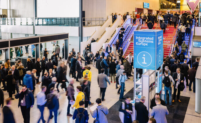 ISE 2020 demonstrates the strategic importance of AV