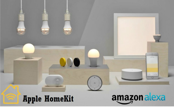 IKEA smart light bulbs get Apple HomeKit and Amazon Alexa support