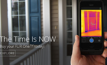 FLIR announces European availability of FLIR ONE