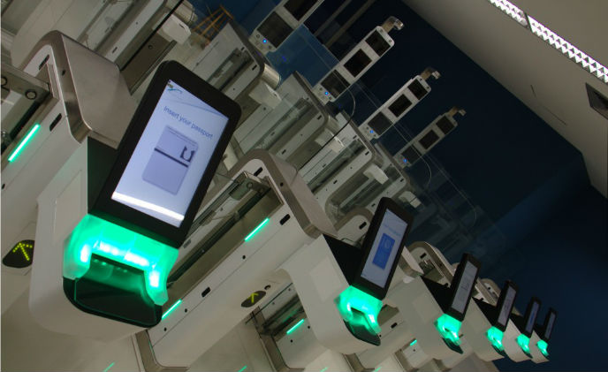 Curacao Airport inaugurates Vision-Box border control solution