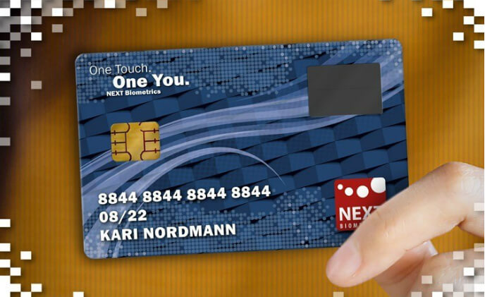 NEXT Biometrics and WizCard to bring display feature to smart cards