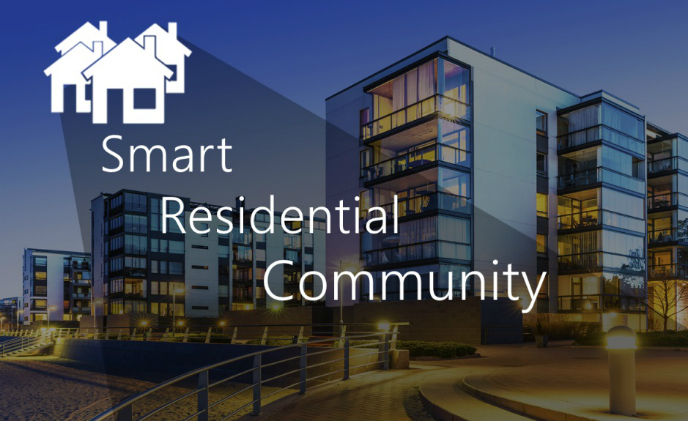 Mobile app and intercom essential in smart residential communities