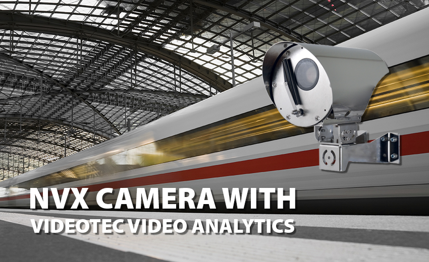 NVX video camera, now with video analysis and advanced GeoMove features