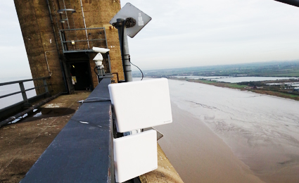 SilverNet wireless network solution provide the link for North Lincolnshire Council