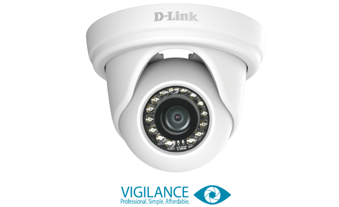 D-Link now shipping 360-degree Full HD Outdoor Vigilance Network Camera