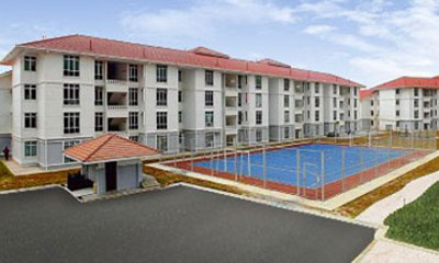 LILIN ANPR technology adopted by Large-scale apartment complex in Malaysia