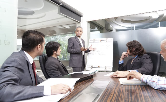 Smart meeting rooms suit modern workers' expectations