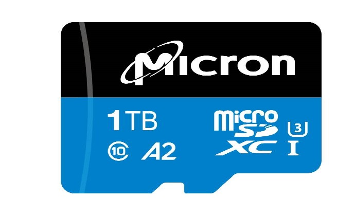 Micron eliminates need for NVRs with launch of world's first 1TB industrial-grade microSD card for cloud-managed video surveillance