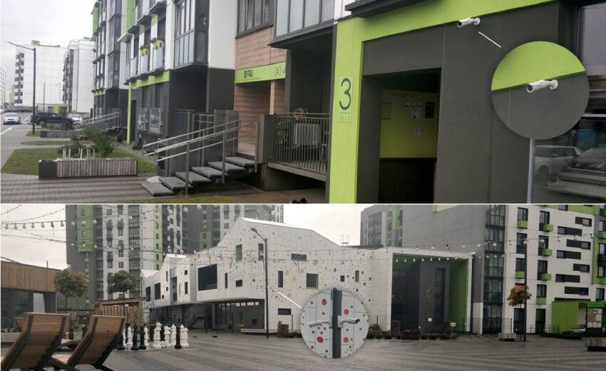 VIVOTEK creates safe living environment in New Borovaya residential project
