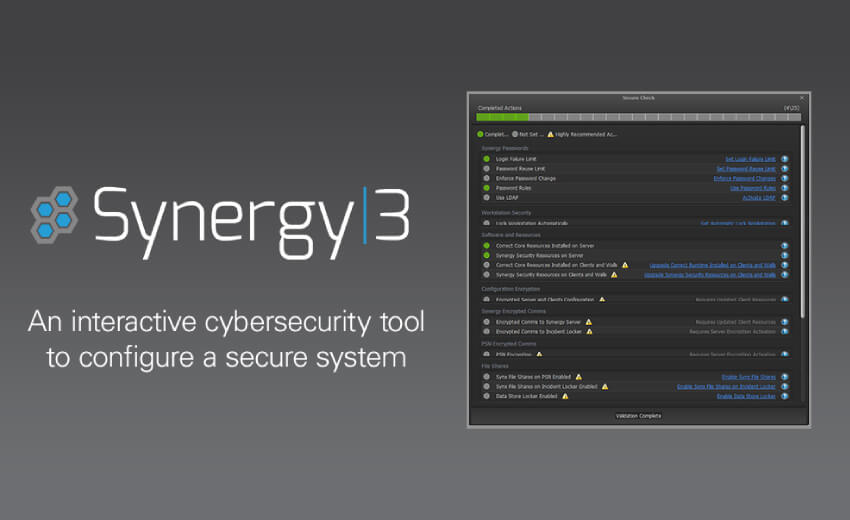 Smarter cybersecurity and enhanced AI integration with Synectics' Synergy 3