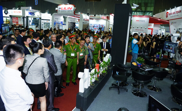 Secutech Vietnam 2019 highlights solutions for industrial and buildings