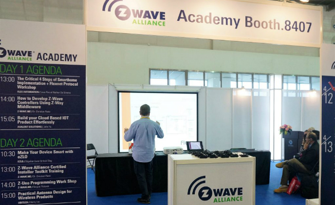 Z-Wave Alliance and SMAhome organize 'Z-Wave Academy Asia 2018' for smart home professionals in Asia Pacific region