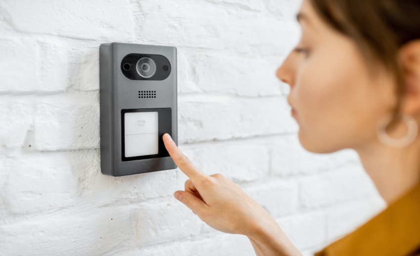 Video doorbells and touchless solutions gain popularity during COVID-19