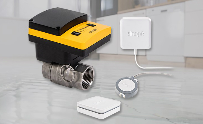 Sinopé Technologies launches Sedna stand-alone leak protection system