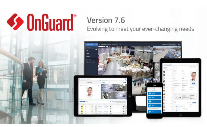 LenelS2 introduces OnGuard version 7.6